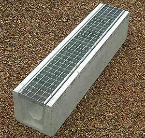 Canaletas prefabricadas de hormigon materiales de - Canaletas para agua ...